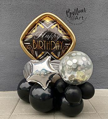 adult popping balloon gram