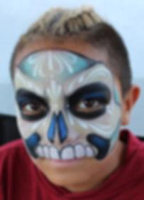 sugar skull face paint for boys.jpg