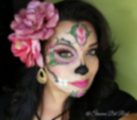 Shawna Del Real Sugar Skull