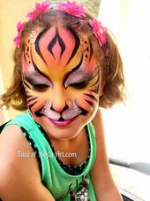 Tiger girl face paint los angeles.jpg