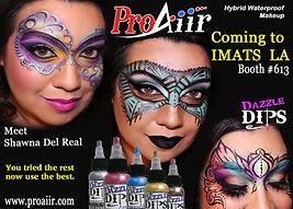 pro aiir makeup ad