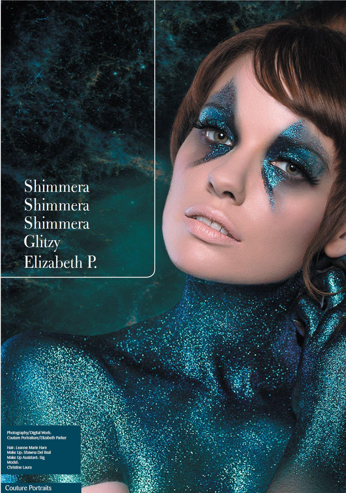 imprevu makeup artist Shawna Del Rea