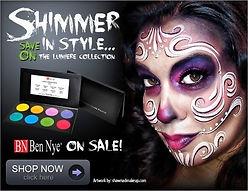 Ben nye makeup ad