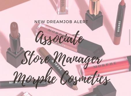 Associate Manager Morphe Cosmetics