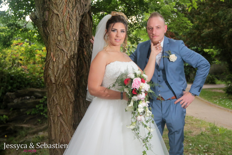Shooting mariés