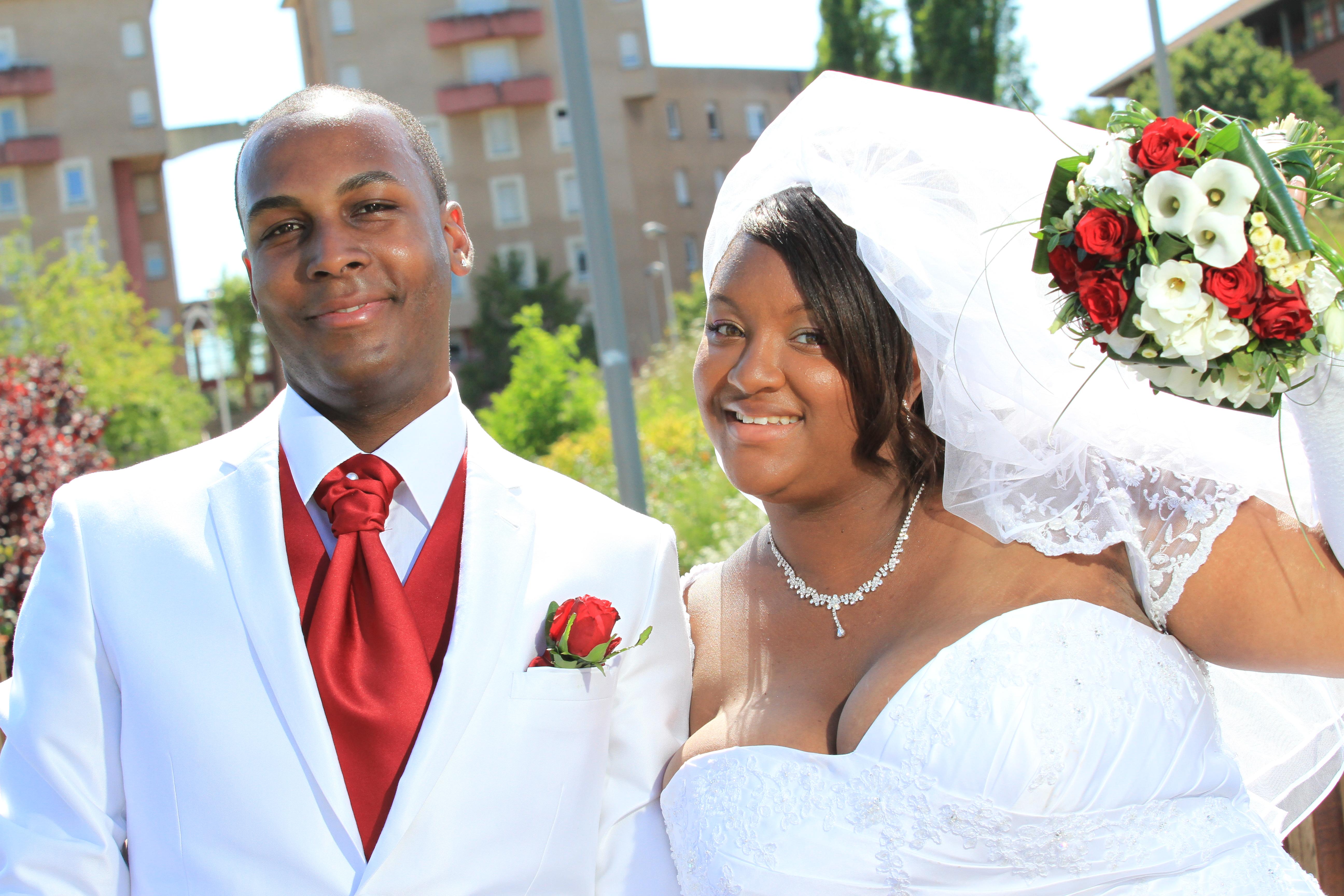 Mariage Laetitia