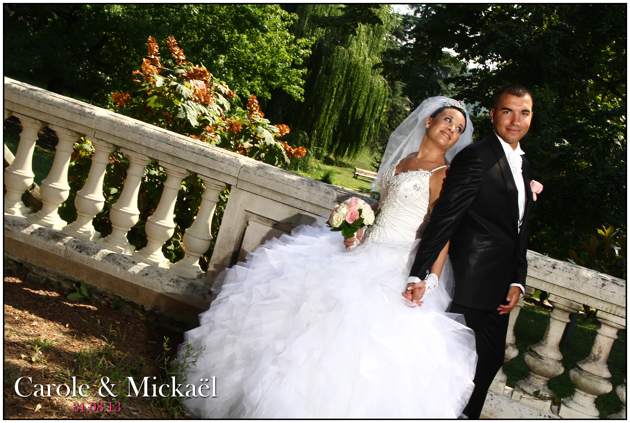 Mariage Carole