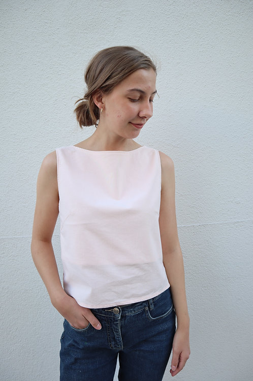 The Fit for Anything Top - BLUSH