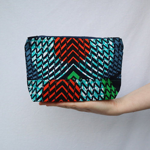 The Tugende Pouch - GEOMETRICAL