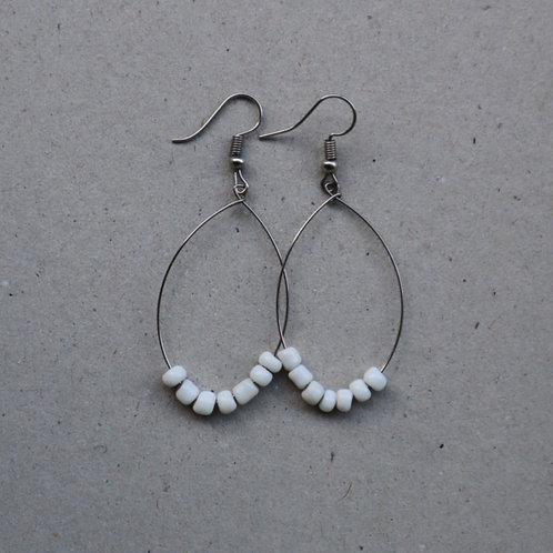 The Oval Earrings