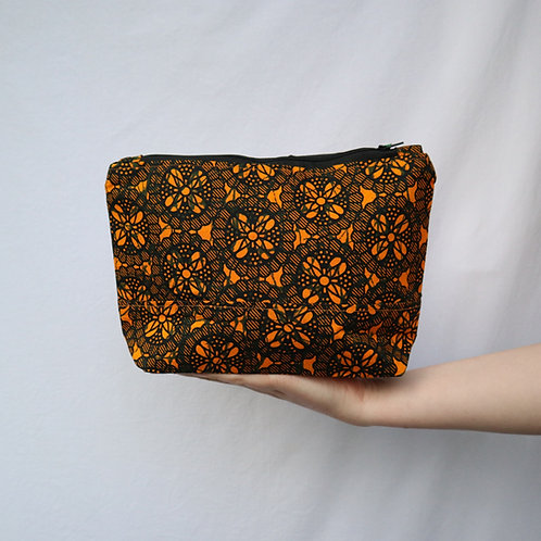 The Tugende Pouch - ORANGE