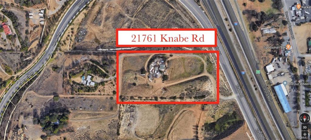 21761 Knabe Rd. Corona