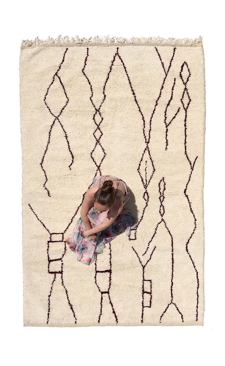 Pattern 1 - Beni Ourain