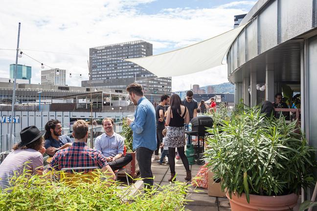 pan mobili bedankt sich für einen gelungenen Rooftop Day in Zürich
