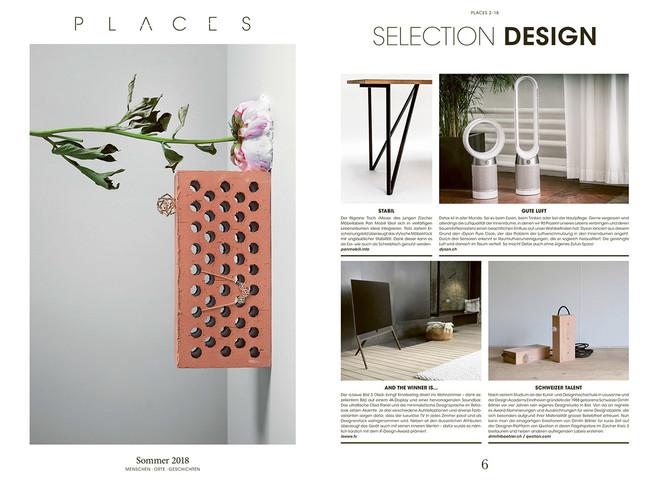 NZZ Magazin Places berichtet über pan mobili