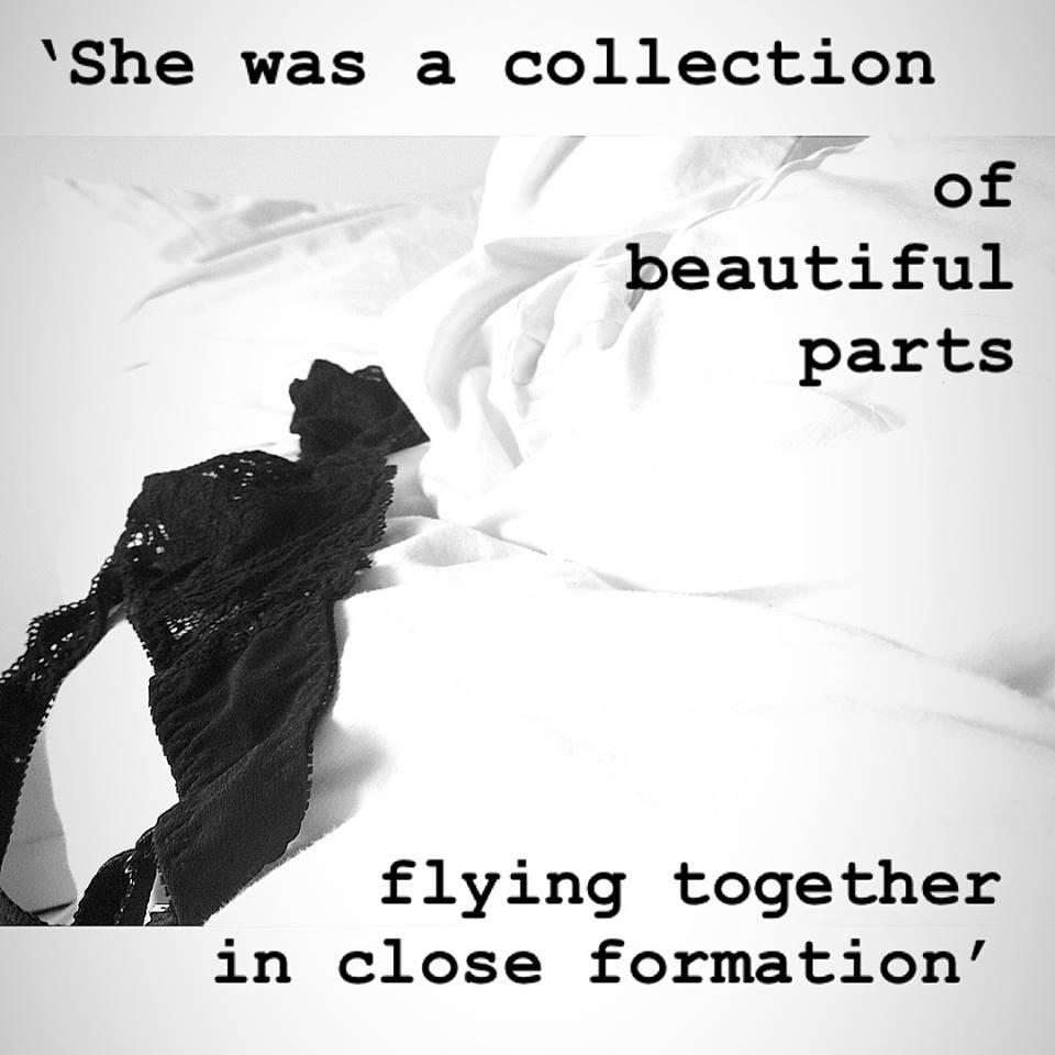Beauty, by Imogen Hudson-Clayton