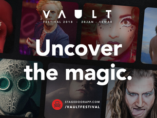 VAULT Festival 2018. It's bursting at the seams...