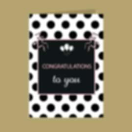 Congratulations Massage Giftcard