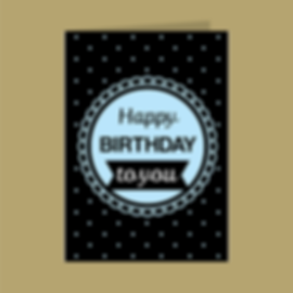 Birthday For Him Massage Giftcard