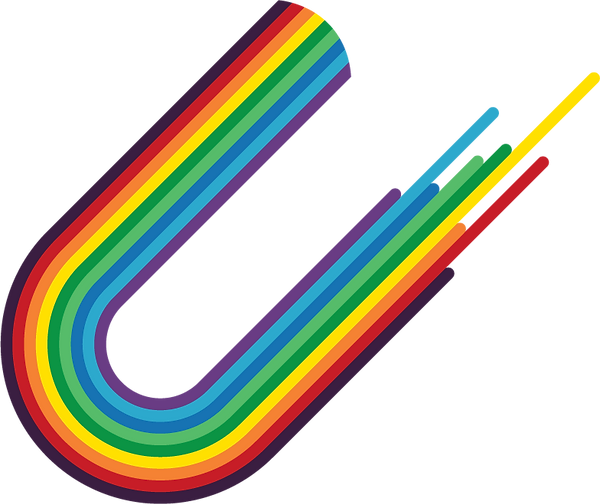 Rainbow Background 7
