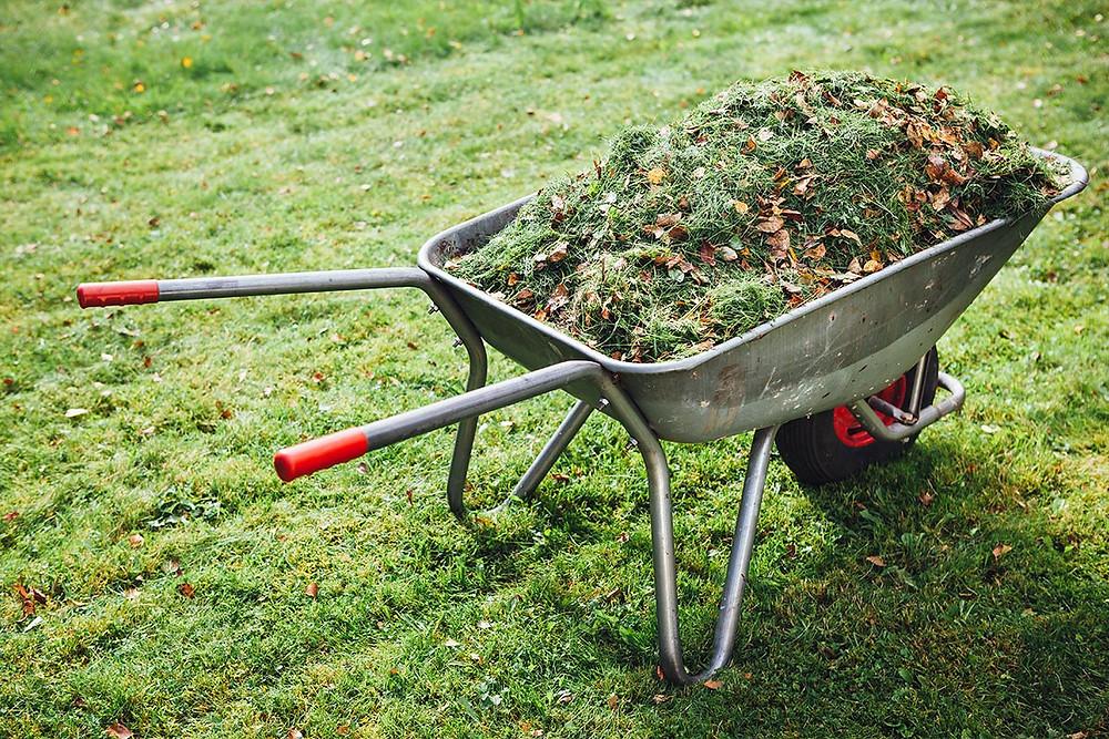 Garden Waste Clearance Service