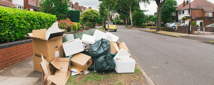 Rubbish Removal Deptford