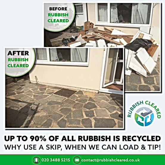 Rubbish Clearance Lordswood