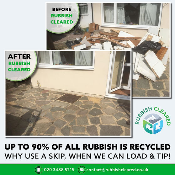 Rubbish Clearance Greenhithe