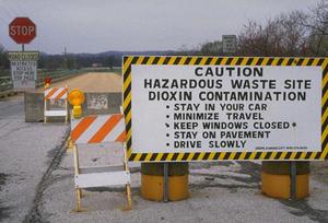 Dioxin Hazardous Waste