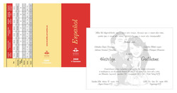 Folders e convites