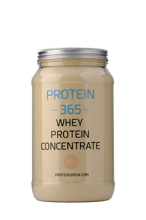 WHEY PROTEIN CONCENTRATE VANILLA