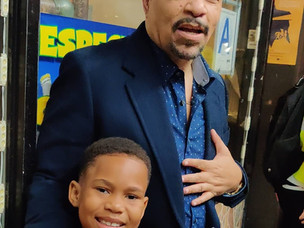 Ice T and 'Law & Order: SVU' Writers Praise Ja'Siah Young on Tonight's Episode