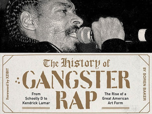 THE SOURCE: Gangster Rap
