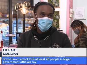 NEWS12 BROOKLYN: Lil Haiti