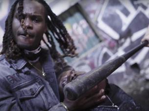 Lil Haiti Releases 'Panicking' Video Inspired By Martin Scorsese's 'Casino' Crime Scene