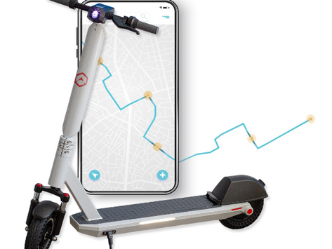 Micromobility gets a boost with ACTON and Navmatic partnership