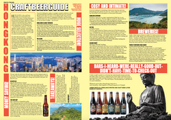 Hong Kong Craft Beer Guide