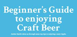Beginner's guide to enjoying beer