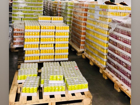So Excited New BE BUBBLY has arrived! Ready to go out to wholesale customers this week! 🤩