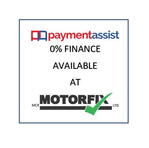 0% Finance Option