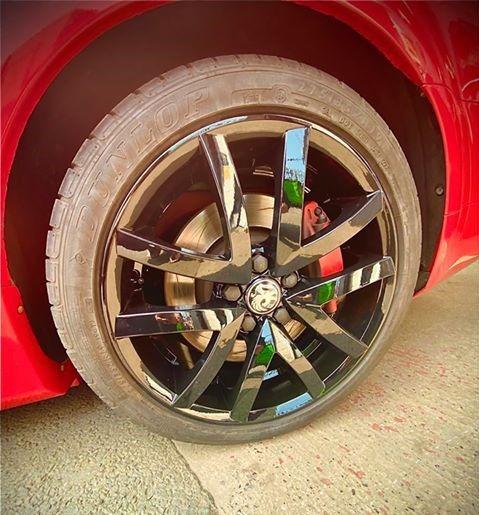 Alloy Wheel Repairs and Refurbs