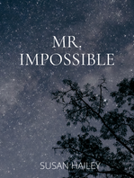 Mr. Impossible, by author Susan Hailey