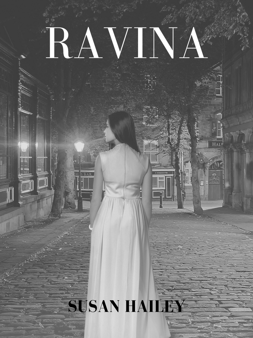 Ravina, Book By Susan Hailey