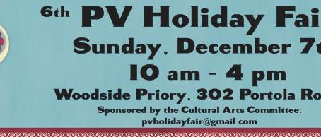 Portola Valley Holiday Fair – 2014