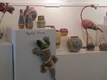 December Gallery 9 members group show Los Altos