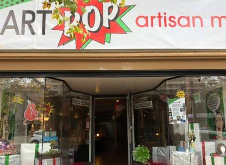 Art Pop - A Fabulous (but temporary) artisan Market