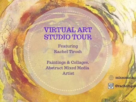 San Francisco Open Studio Oct 3 10am - 2pm 2020