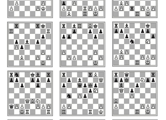 Checkmate in One - Set H