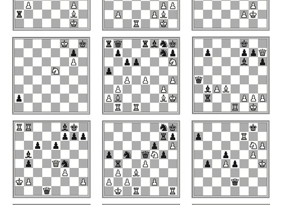 Checkmate in One - Set F