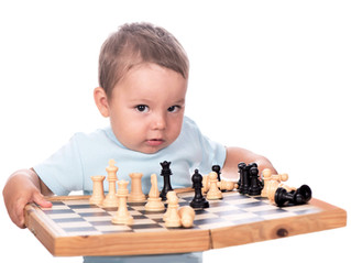 Learning Chess at an Early Age